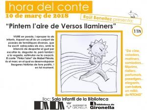De «Versos llaminers»